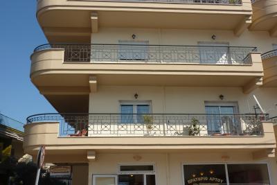 Недвижимость на Ксанфи . Квартира площадью 27 кв.м.