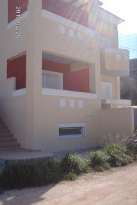 Недвижимость на Пелопоннес Коринф. Апартаменты площадью 100 кв.м.