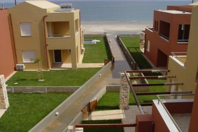 Недвижимость на о.Крит . Вилла площадью 110 кв.м.