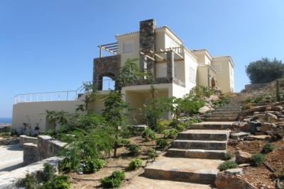 Недвижимость на о.Крит . Вилла площадью 330 кв.м.