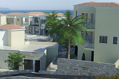 Недвижимость на о.Крит . Вилла площадью 55 кв.м.