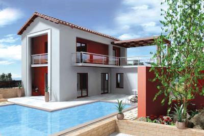Недвижимость на о.Крит . Вилла площадью 120 кв.м.