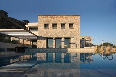 Недвижимость на о.Родос . Вилла площадью 144 кв.м.