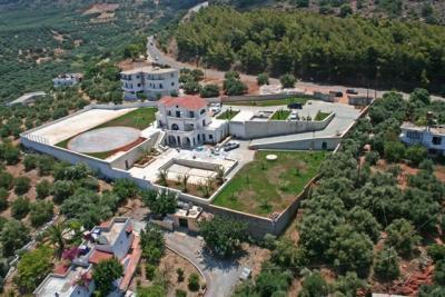 Недвижимость на о.Крит . Вилла площадью 370 кв.м.