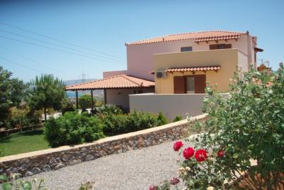 Недвижимость на о.Крит . Вилла площадью 380 кв.м.