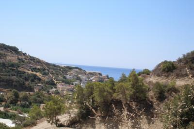 Недвижимость на о.Крит . Участок за городом площадью 6300 кв.м.