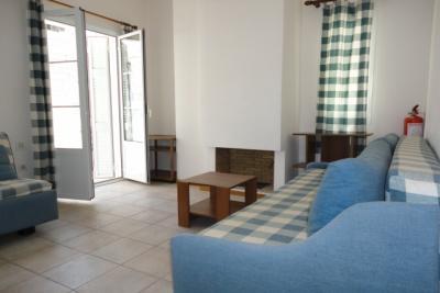 Недвижимость на о.Крит . Квартира площадью 40 кв.м.