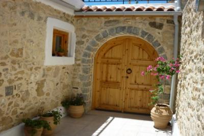 Недвижимость на о.Крит . Коттедж площадью 150 кв.м.