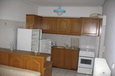 Недвижимость на Аттика . Квартира площадью 43 кв.м.