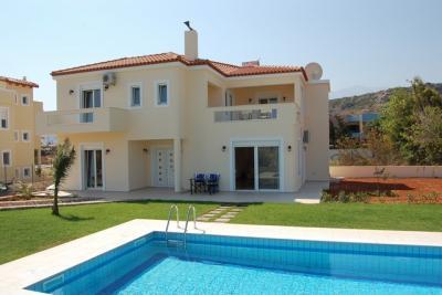 Недвижимость на о.Крит . Вилла площадью 230 кв.м.
