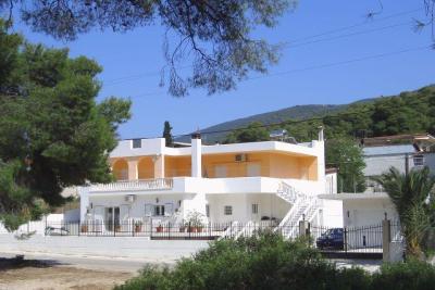 Недвижимость на Пелопоннес Коринф. Вилла площадью 185 кв.м.