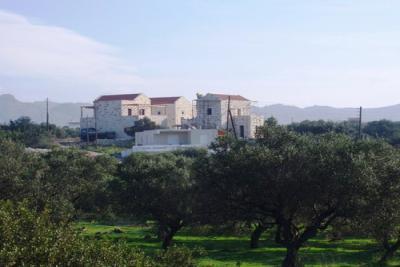 Недвижимость на о.Крит . Коттедж площадью 130 кв.м.