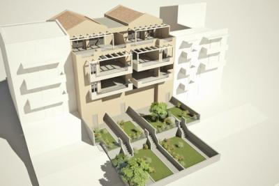 Недвижимость на о.Крит . Квартира площадью 83 кв.м.