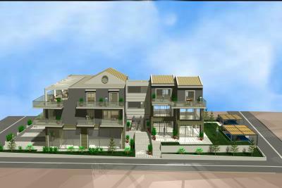Недвижимость на о.Крит . Квартира площадью 138 кв.м.