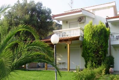 Недвижимость на Халкидики Кассандра. Таунхаус площадью 70 кв.м.