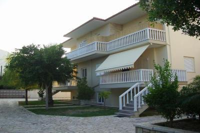 Недвижимость на Пелопоннес Эгио. Квартира площадью 63 кв.м.