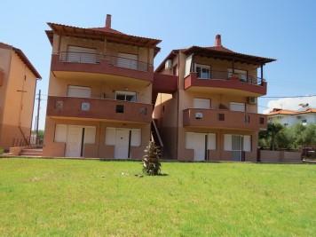 Недвижимость на Халкидики Ситония. Таунхаус площадью 68 кв.м.