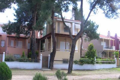 Недвижимость на о.Тасос . Вилла площадью 123 кв.м.