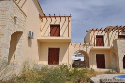 Недвижимость на о.Крит . Вилла площадью 80 кв.м.