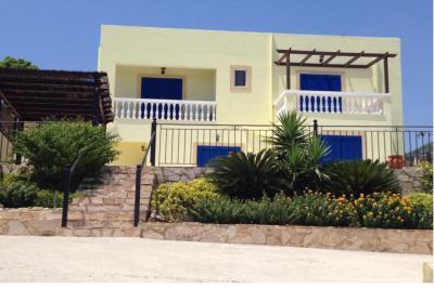 Недвижимость на о.Родос. Вилла площадью 120 кв.м.
