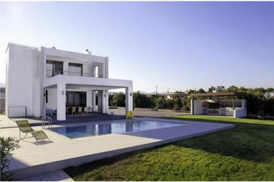 Недвижимость на о.Родос. Вилла площадью 145 кв.м.