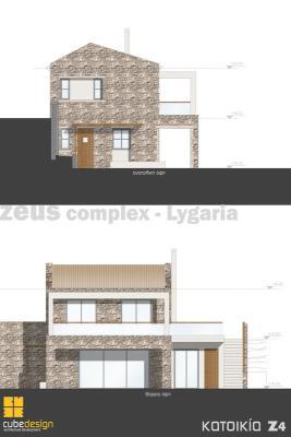 Недвижимость на о.Крит . Вилла площадью 346 кв.м.