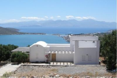 Недвижимость на о.Крит . Вилла площадью 132 кв.м.