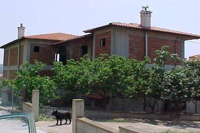 Недвижимость на Халкидики Ситония. Квартира площадью 120 кв.м.