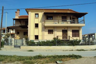 Недвижимость на Халкидики. Квартира площадью 80 кв.м.