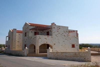 Недвижимость на о.Крит . Коттедж площадью 134 кв.м.