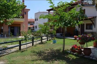 Недвижимость на Халкидики Кассандра. Квартира площадью 50 кв.м.