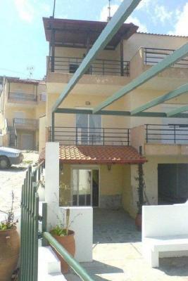 Недвижимость на Халкидики Кассандра. Таунхаус площадью 129 кв.м.
