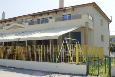 Недвижимость на Халкидики Кассандра. Квартира площадью 90 кв.м.
