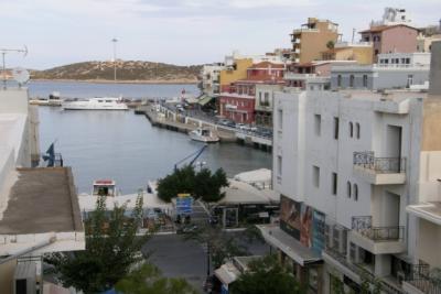 Недвижимость на о.Крит . Квартира площадью 75 кв.м.