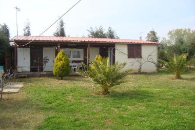 Недвижимость на Халкидики Кассандра. Коттедж площадью 55 кв.м.