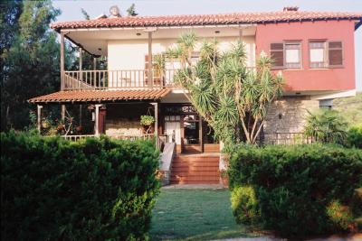 Недвижимость на Халкидики Ситония. Вилла площадью 320 кв.м.