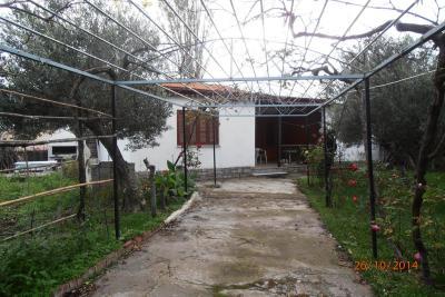 Недвижимость на Халкидики Кассандра. Коттедж площадью 75 кв.м.