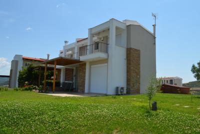 Недвижимость на Халкидики Ситония. Таунхаус площадью 75 кв.м.
