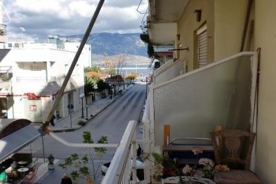 Недвижимость на Пелопоннес Коринф. Квартира площадью 70 кв.м.