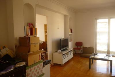 Недвижимость на Аттика. Квартира площадью 65 кв.м.