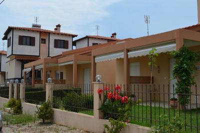 Недвижимость на Халкидики Ситония. Таунхаус площадью 56 кв.м.