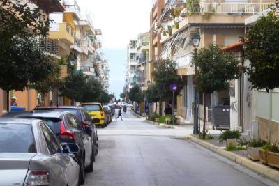 Недвижимость на Пелопоннес Лутраки. Квартира площадью 32 кв.м.