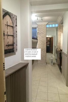 Недвижимость на Аттика . Квартира площадью 20 кв.м.