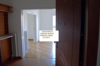 Недвижимость на Аттика . Квартира площадью 85 кв.м.
