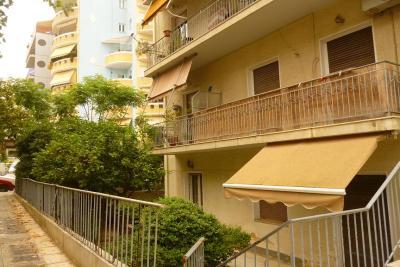 Недвижимость на Аттика . Квартира площадью 50 кв.м.