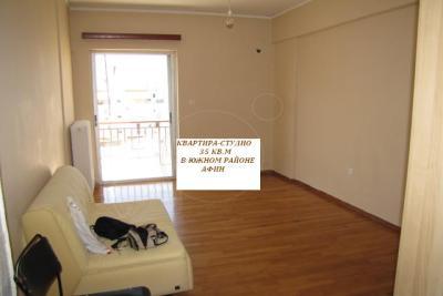 Недвижимость на Аттика . Квартира площадью 35 кв.м.
