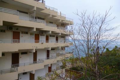 Недвижимость на Пелопоннес Лутраки. Квартира площадью 30 кв.м.