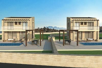 Недвижимость на о.Крит . Вилла площадью 150 кв.м.