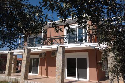 Недвижимость на о.Тасос . Квартира площадью 55 кв.м.