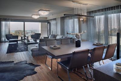 Недвижимость на Салоники . Квартира площадью 216 кв.м.